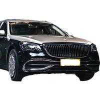 奔驰 迈巴赫 S680 普尔曼 2020款 汽车租赁(整车购车价1260万元)
