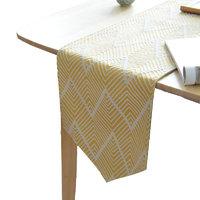 日式現代簡約桌旗布中式禪意茶席茶巾美式茶幾北歐餐桌裝飾布長條