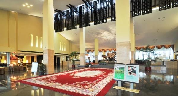 湖州太湖君澜温泉度假酒店 高级客房2晚 含早餐