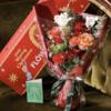 花加 圣诞高端款鲜花礼盒 伯利恒赞歌系列 玫瑰舞会
