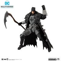 玩模总动员、新品预定:McFarlane 麦克法兰 DC漫画人偶手办 死亡金属蝙蝠侠