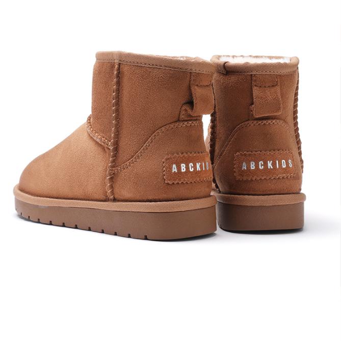 ABCKIDS 儿童加绒 雪地靴