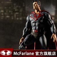 玩模总动员、新品预定:McFarlane 麦克法兰 DC漫画人偶手办 红子超人 红色之子
