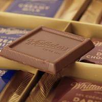 惠特克whittakers巧克力礼盒装送人女友情人节圣诞节元旦新年礼物