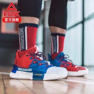 PEAK 匹克 态极闪现 E94451A 鸳鸯色篮球鞋