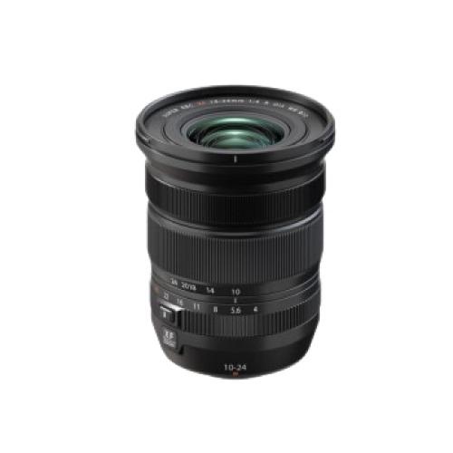 FUJIFILM 富士 XF 10-24mm F4 R OIS WR 广角变焦镜头 富士卡口 72mm