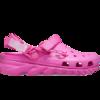 crocs 卡骆驰 波兹·马龙联名款 中性沙滩鞋 207268-6QQ 电光粉
