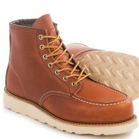 Red Wing 红翼 Heritage Classic 6-Inch 经典系带工装靴