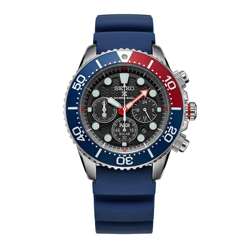 SEIKO 精工 Prospex系列 SSC 男士石英手表