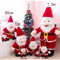 乐哼哈奇 圣诞老人公仔 20cm(坐姿)