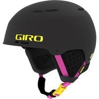 Giro Emerge MIPS 滑雪头盔 亚光黑/霓虹灯 小号