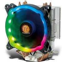 Thermaltake 曜越 彩虹D400P 流光CPU散热器