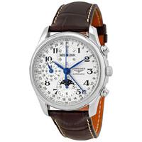 银联爆品日:LONGINES 浪琴 Master 名匠系列 L2.673.4.78.3 男士机械腕表