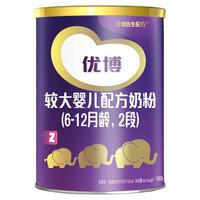 Synutra 圣元 优博 较大婴儿配方奶粉 2段 150g罐装