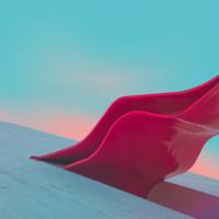 挪威藝術家 奧斯汀·艾斯普隆 作品《青之十號》