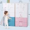 可优比儿童抽屉式收纳柜子宝宝衣柜塑料储物柜多功能婴儿 五斗柜