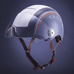 Yadea 雅迪 210型 1000001 适配3C半覆式头盔