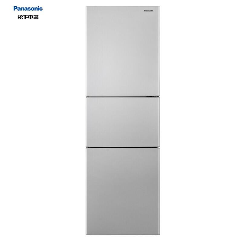 Panasonic 松下 NR-EC30AX1-S 多门冰箱 303L