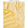 Zara Home 黄色简约床品条纹被芯双面用被子 41223005305
