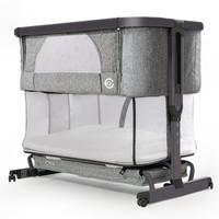 elittile 婴儿床便携式可折叠