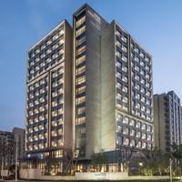 双旦/春节不加价!上海中建万怡酒店 高级豪华房2晚(含早餐+100元餐饮券)