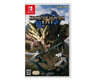 《怪物猎人:崛起》Nintendo Switch中文版游戏