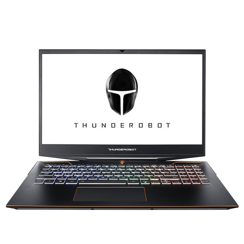 ThundeRobot 雷神 911Pro系列 911 Pro 晖金 2代 15.6英寸 笔记本电脑 酷睿i7-10875H 16GB 1TB SSD RTX 2070 Super 8G 240Hz 黑色