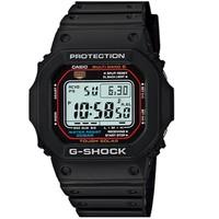 历史低价、补贴购:CASIO 卡西欧 经典系列 GW-M5610-1 男士太阳能手表