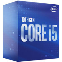 intel 英特爾 酷睿系列 i5-10600 CPU處理器 3.3GHz
