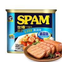 SPAM 世棒 清淡午餐肉罐头 340g