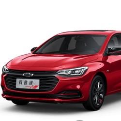 雪佛兰科鲁泽2020款轻混Redline 320T宜买车汽车整车新车