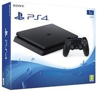 Sony 索尼 PlayStation 4 1TB 控制手柄 - 黑色