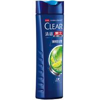 PLUS会员:CLEAR 清扬 清爽控油型 男士去屑洗发露 205g