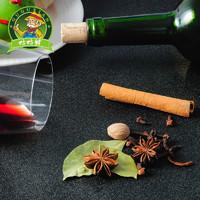 圣诞热红酒香料包德国煮红酒料包热饮肉桂棒进调料口