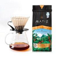 MATIZ 玛蒂滋 中度烘焙研磨咖啡粉 340g
