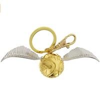 Harry Potter 哈利波特周边 金色飞贼钥匙环