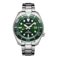 SEIKO 精工WJSPB103J1 男款绿水鬼机械表200M潜水表