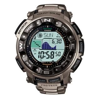 CASIO 卡西欧 Pro Trek PRW2500T-7CR 登山系列 太阳能数字腕表