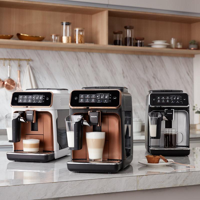 PHILIPS 飞利浦 Philips飞利浦EP3146意式全自动咖啡机家用办公室研磨一体打奶泡