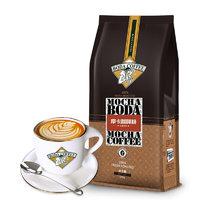 BODA COFFEE 博达 轻奢系列 中深烘 咖啡粉 摩卡风味 袋装