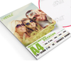 Mandik 曼蒂克 4RQM100 打印复印纸 A4 20张 180g 210x297mm