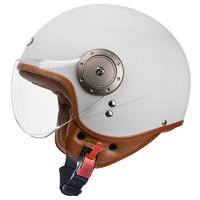 野马电瓶电动车头盔男女士四季通用冬季保暖摩托全盔灰安全帽半盔