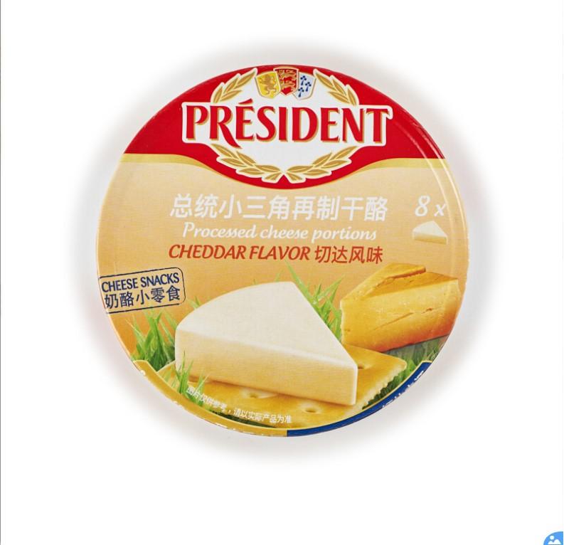 President  总统   小三角再制干酪   140g