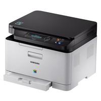 SAMSUNG 三星 SL-C480W 彩色激光打印机一体机