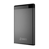 360 移動硬盤 USB3.0 500GB 太空灰