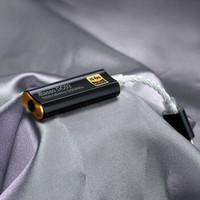 iBasso 艾巴索 DC03解码耳放单端3.5线插孔TYPEC接口HIFI便携安卓电脑双DAC DC03黑色