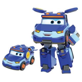 AULDEY 奥迪双钻 超级飞侠系列 750232 大变形机器人-雷克
