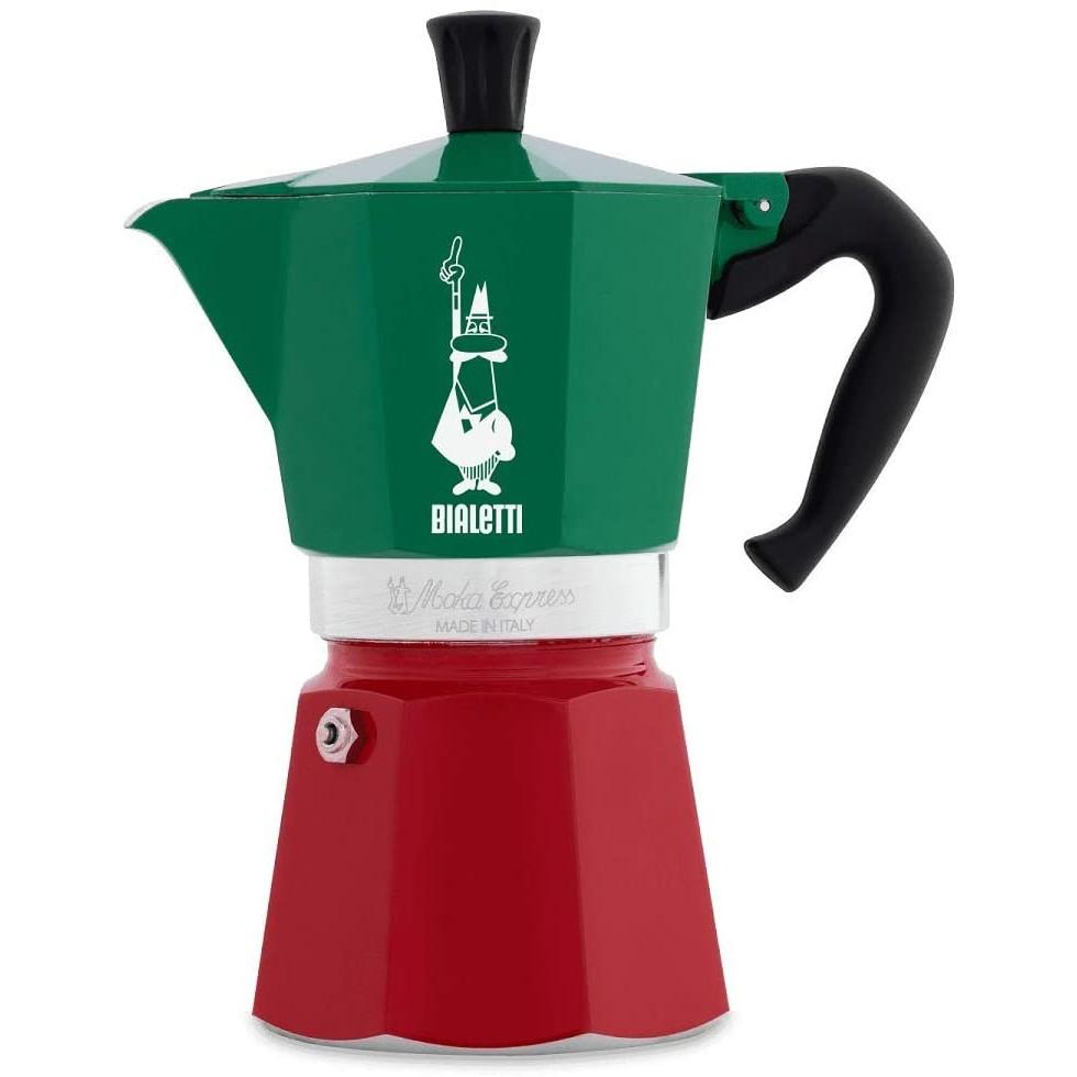 Bialetti 比乐蒂 Moka Express 铝制浓缩咖啡机 3杯份