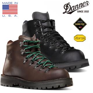 美国原产Danner 30800山脉之光2代全皮防水GTX户外靴徒步靴登山鞋 30800棕色 41.5