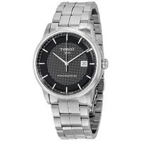 银联爆品日:TISSOT 天梭 Luxury 系列 T086.407.11.201.02 男士机械腕表